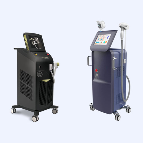 ICE Platina Plus-ICE Platinum Laser devices